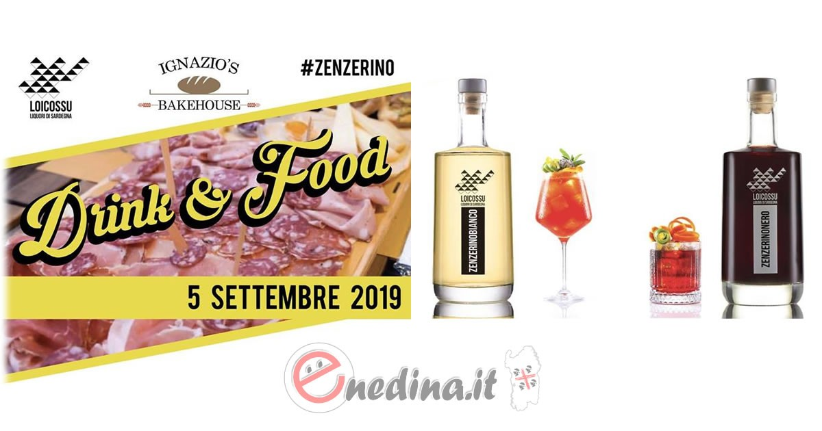 Articolo Drink & Food with Zenzerino 04092019